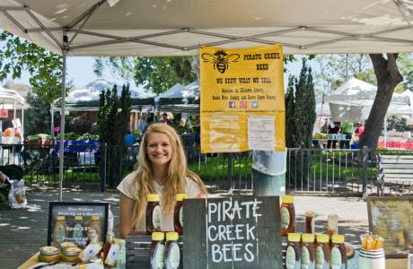 Pirate Creek Bees-Union City