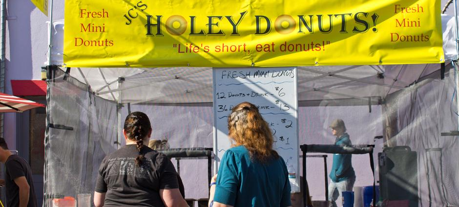 JC Holey Donuts